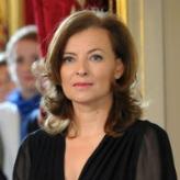 Valérie Trierweiller de retour sur le site de l'Elysée