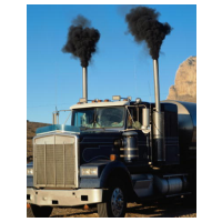 Top Stories - Federal Pollution Rules Unfair to Big Trucking
