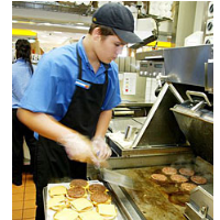 Where is the money going no overtime pay for mcdonald s for Fast food restaurants open on christmas day
