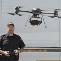 Top Stories - Here's Who's Buying Drones: Are Local Cops