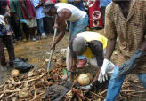 Reburial to Honor Massacre Victims in Liberia