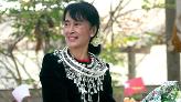 Aung San Suu Kyi en Europe