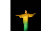 Christ the Redeemer: Football Fan