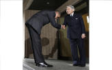 Obama Bows to Royalty Again