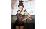 Chocolate Fashion in China