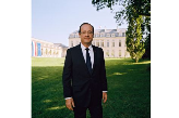 Portrait officiel de François Hollande