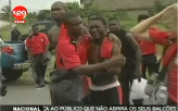 Togo Soccer Team Attacked in Angola