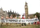 Pensioners Strip
