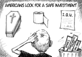 Americans Look for a Safe Investment