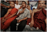 Burmese Monks Finds Refuge in Palau