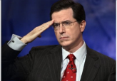 Colbert in Iraq