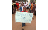 Children March to Execute Gays in Uganda