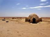 Abandoned Star Wars Set