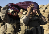 All-Female Marine Team in Afghanistan