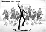 Team Obama Takes Charge